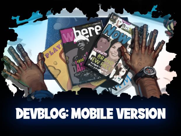 Devblog: mobile version