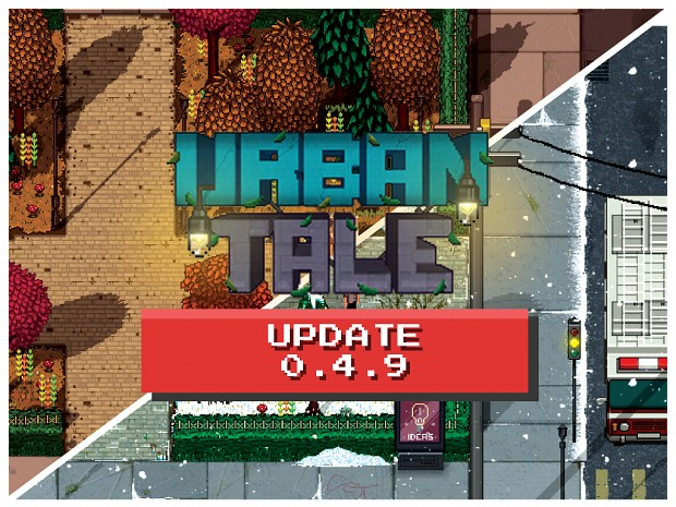 Update 0.4.9 is Live!
