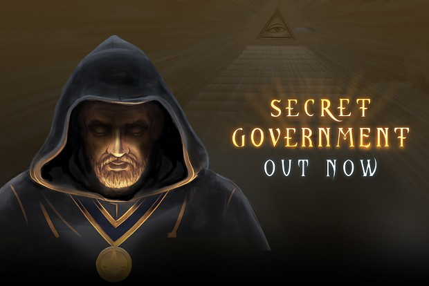 Grand Strategy, Secret Government, Leaves Early Access Today