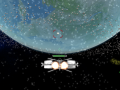 Multi-player 3D Space shooter - Early stage