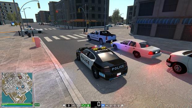UPDATE NOW LIVE | New Map Traffic + Pedestrians