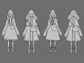 Aelizia Character Design