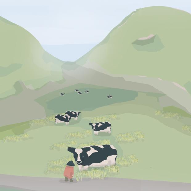 Laura Devlog #3: Vegetation in the Azores