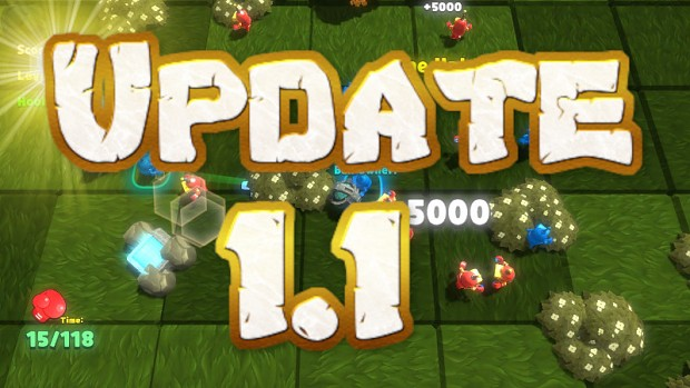 OMG - One More Goal! - Update 1.1 now LIVE on Steam!