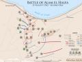 Maps of the Battle of Alam el Halfa