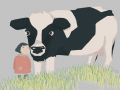 Laura Devlog #4: UI System and the Azorean cow