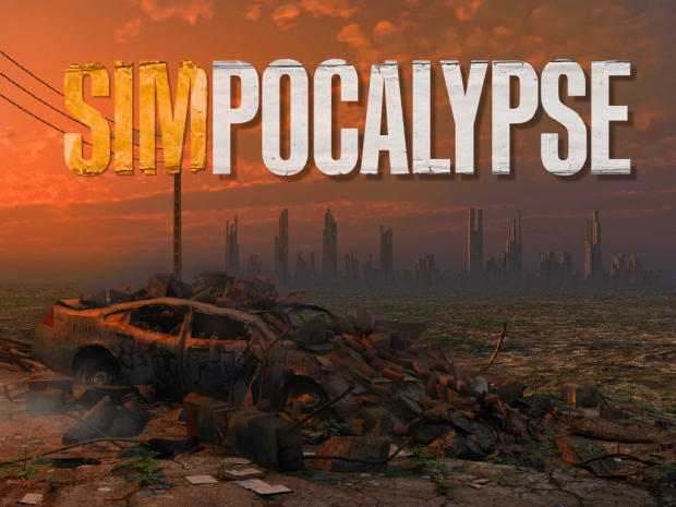 SimPocalypse has Launched out of Early Access on Steam!