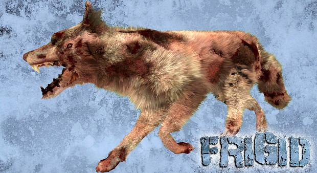 FRIGID - Stage 1 Infection Canis lupus