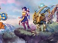 1C Entertainment announces brand-new turn based tactical RPG Reverie Knights Tactics