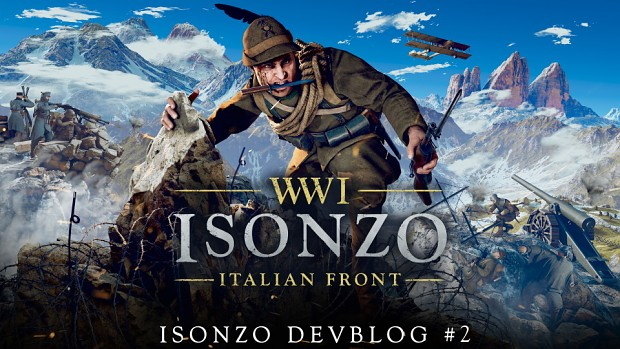 Isonzo Intel and a new Campaign!