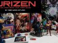 Urizen Kickstarter Campaign is NOW!!!