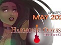 Harmonic Odyssey Updates for May