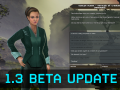 1.3 Beta Update available on unstable Steam/GOG branch
