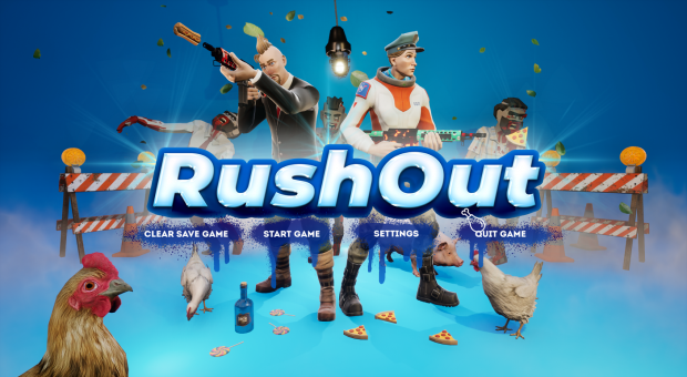 If you lose - it will be fun, be first and get a prize! Go - Rush out!
