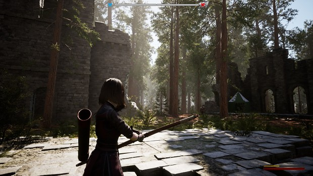 Elf-Rogue gameplay