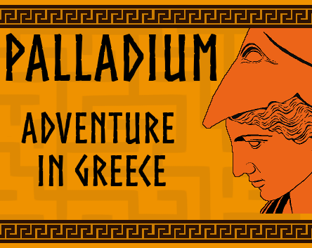 Palladium: Adventure in Greece is now in the Steam store
