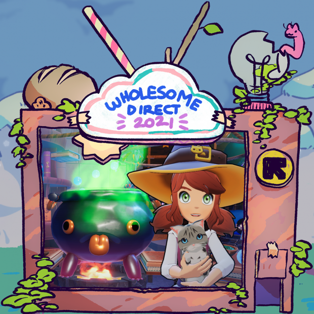 Exclusive footage of Witchery Academy in Wholesome Direct 2021!