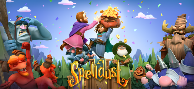 Spelldust to be released for iOS and Android worldwide on June 22!