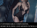 Customizable Companions, Home Building and Minions Scrolls