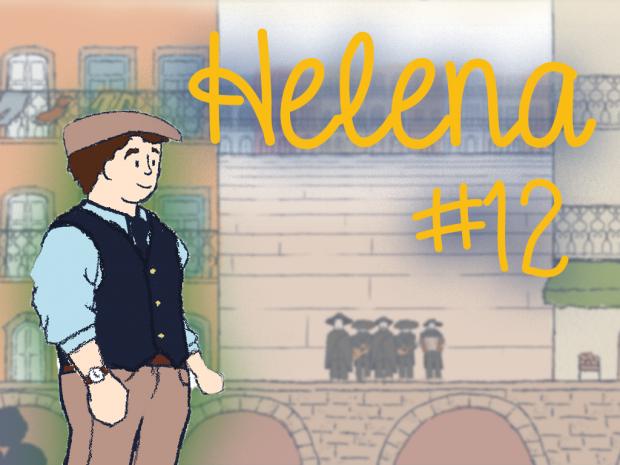 Helena Devlog #12- UI and Logo