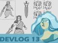 Devlog #13 - Character Concept