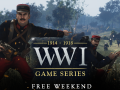 Verdun and Tannenberg release on PS5+Xbox Series X|S, plus a free weekend!