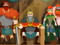 """Celtic Storybook Platformer """"Clan O'Conall"""" joins the Nordic Game Disc"""