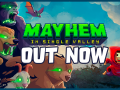 Mayhem in Single Valley is OUT NOW!