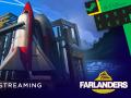 Farlanders Demo: Retro Aesthetic + Modern Gameplay