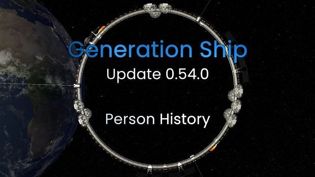 Release 0.54.0 - Person History