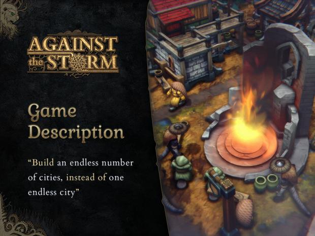 New Game Description
