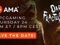 Join the Dark Fracture AMA on r/pcgaming on June 24th!
