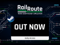 Rail Route: The Train Dispatcher Simulator has arrived Early Access on Steam