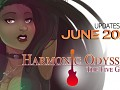 Harmonic Odyssey Updates for June