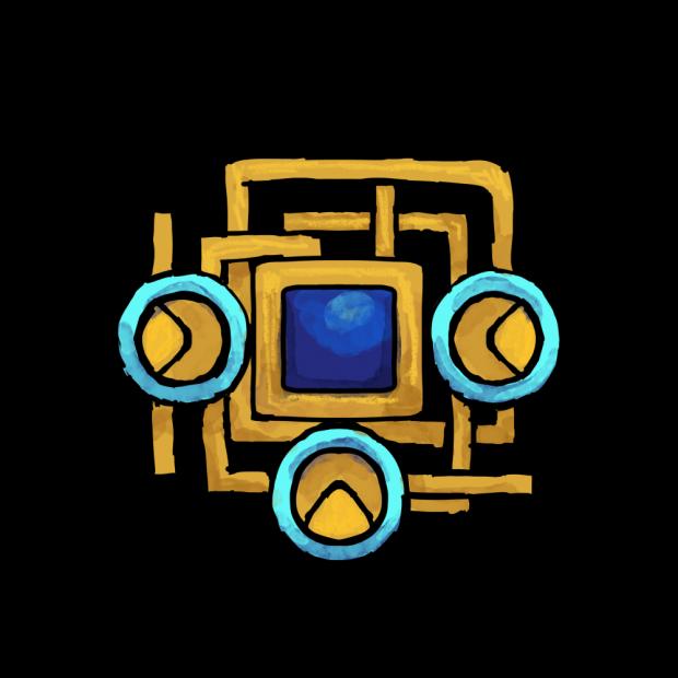 (#25 Dev Diary) Game map & Fancy level tiles