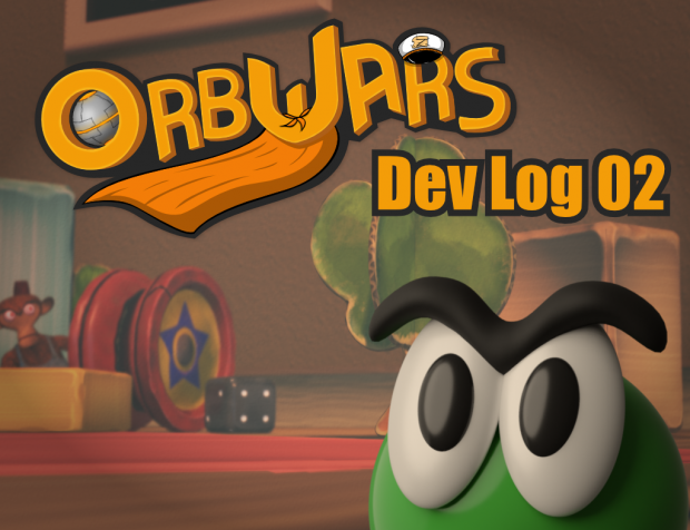 Dev-Log #02: Designing the Orb Warriors