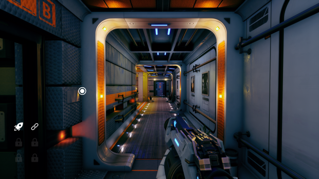 Hypermind. A first-person puzzle game inspired by Portal and Zelda