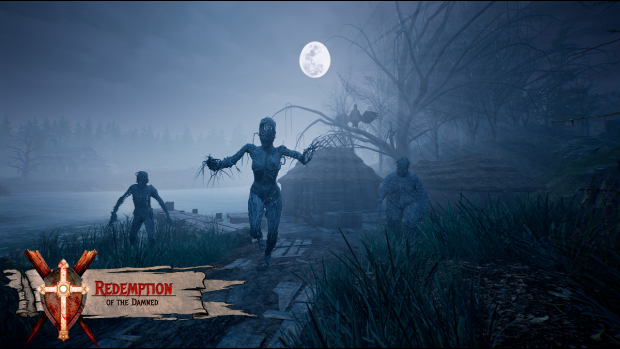 """PC horror """"Redemption of the Damned"""" in development"""