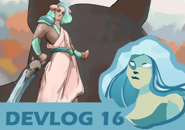 Devlog #16 - Promo Art
