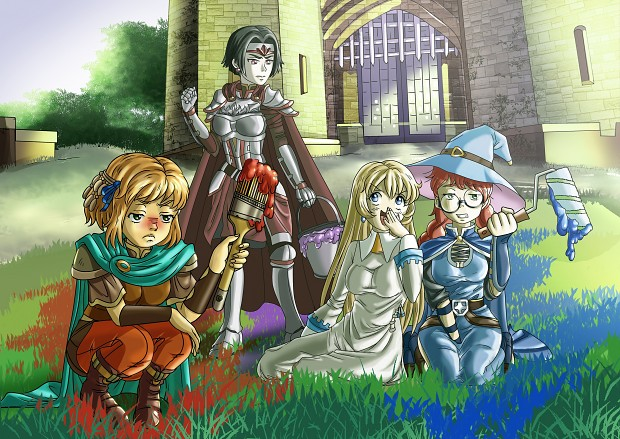 Heroines of Might and Magic: Astrological Dungeon