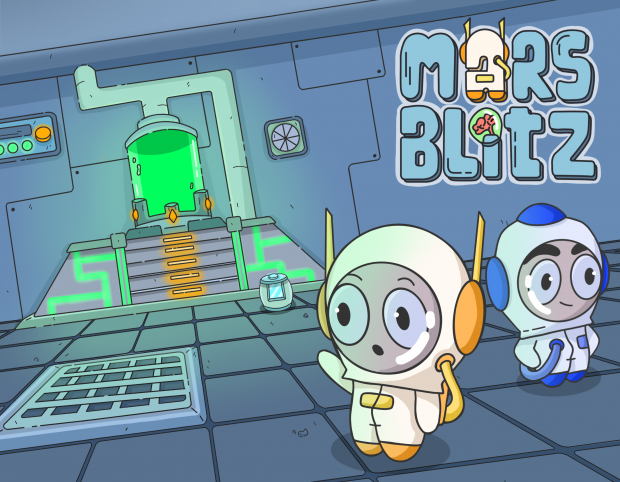 Devlog #16 - You can now play Mars Blitz!