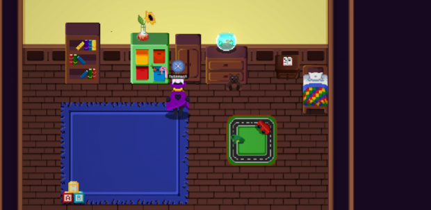 Devlog 13 - Camera, Cleaning Code and new Sprites and new design pattern