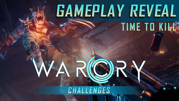 Warcry: Challenges | Gameplay reveal