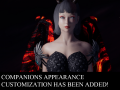 Multiple Characters Free Pose Mode, Companion Customization, New Items