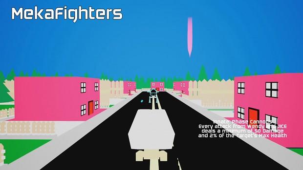 MekaFighters releasing on Early Access!
