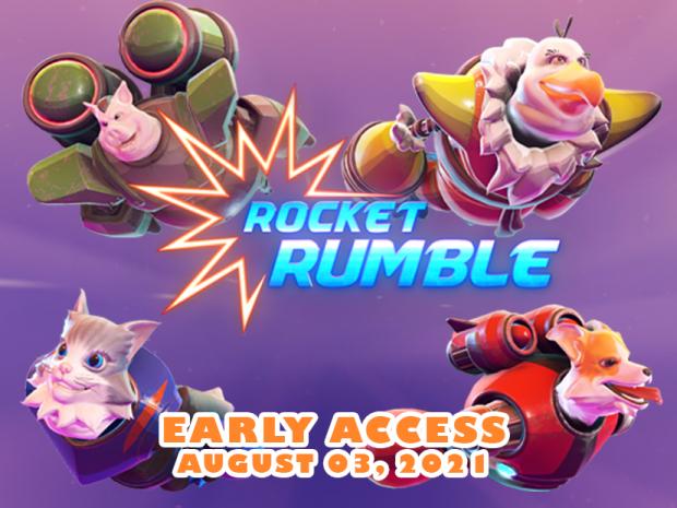Rocket Rumble - Customization Trailer