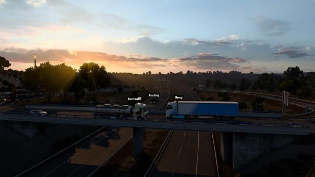 Euro Truck Simulator 2: 1.41 Release