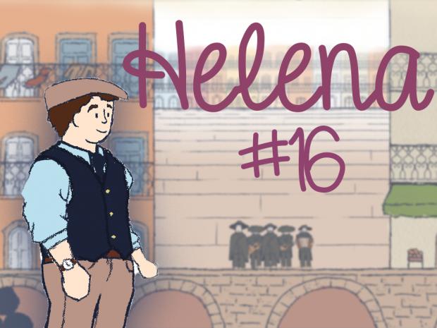 Helena Devlog #16 - Promo Art