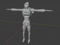 Creating a new character   Dev diary