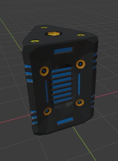 Created a battery model